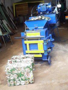 Prensa Reciclagem