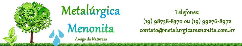 Fabrica Prensa para Reciclagem é na Metalúrgica Menonita.